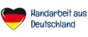 Handarbeit aus Deutschland