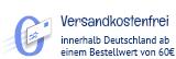 Versandkostenfrei ab 60 Euro Bestellwert (innerhalb Deutschland)