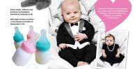 Magazin Gravid aus Norwegen empfiehlt babystrauss